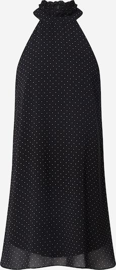 Trendyol Koktejl obleka | črna / bela barva, Prikaz izdelka