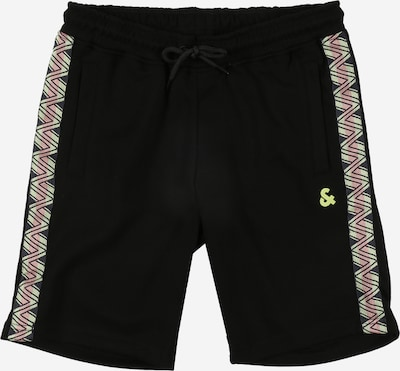 Jack & Jones Junior Shorts 'TULUM' in schwarz, Produktansicht