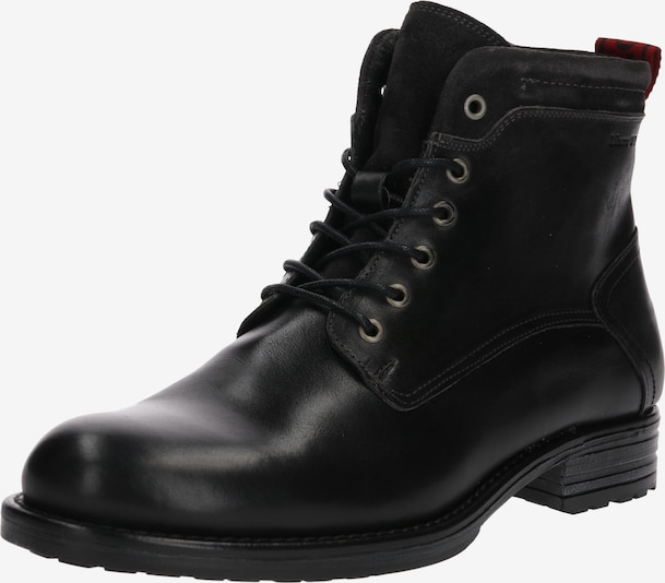 Marc O'Polo Boots 'LACE' in schwarz, Produktansicht