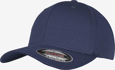 Flexfit 3D Hexagon Cap in navy: Frontalansicht