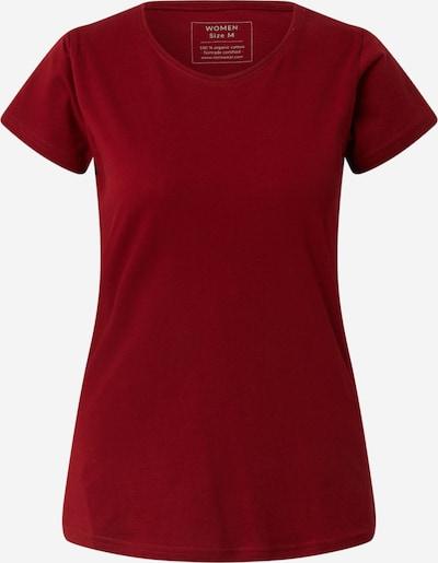MELAWEAR T-Krekls sarkans / burgundieša, Preces skats