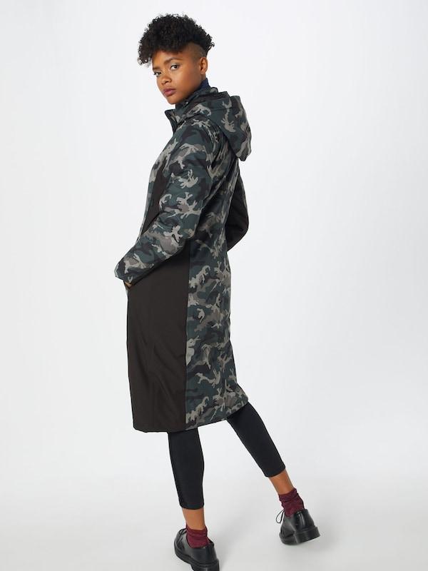 Jacobsen Tussenmantel 'raincoat' Antraciet Ilse In H2E9eIWYD