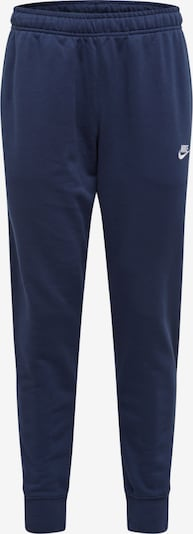 Nike Sportswear Jogginghose in navy / weiß, Produktansicht