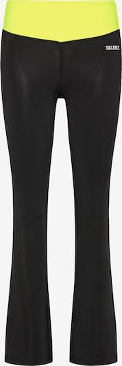 TALENCE Pantalon fonctionnel en jaune fluo / noir, Vue avec produit