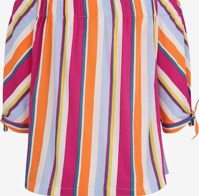 Tricou 'MAGDA OFF SHOULDER TOP- K' Junarose pe culori mixte: Privire spate