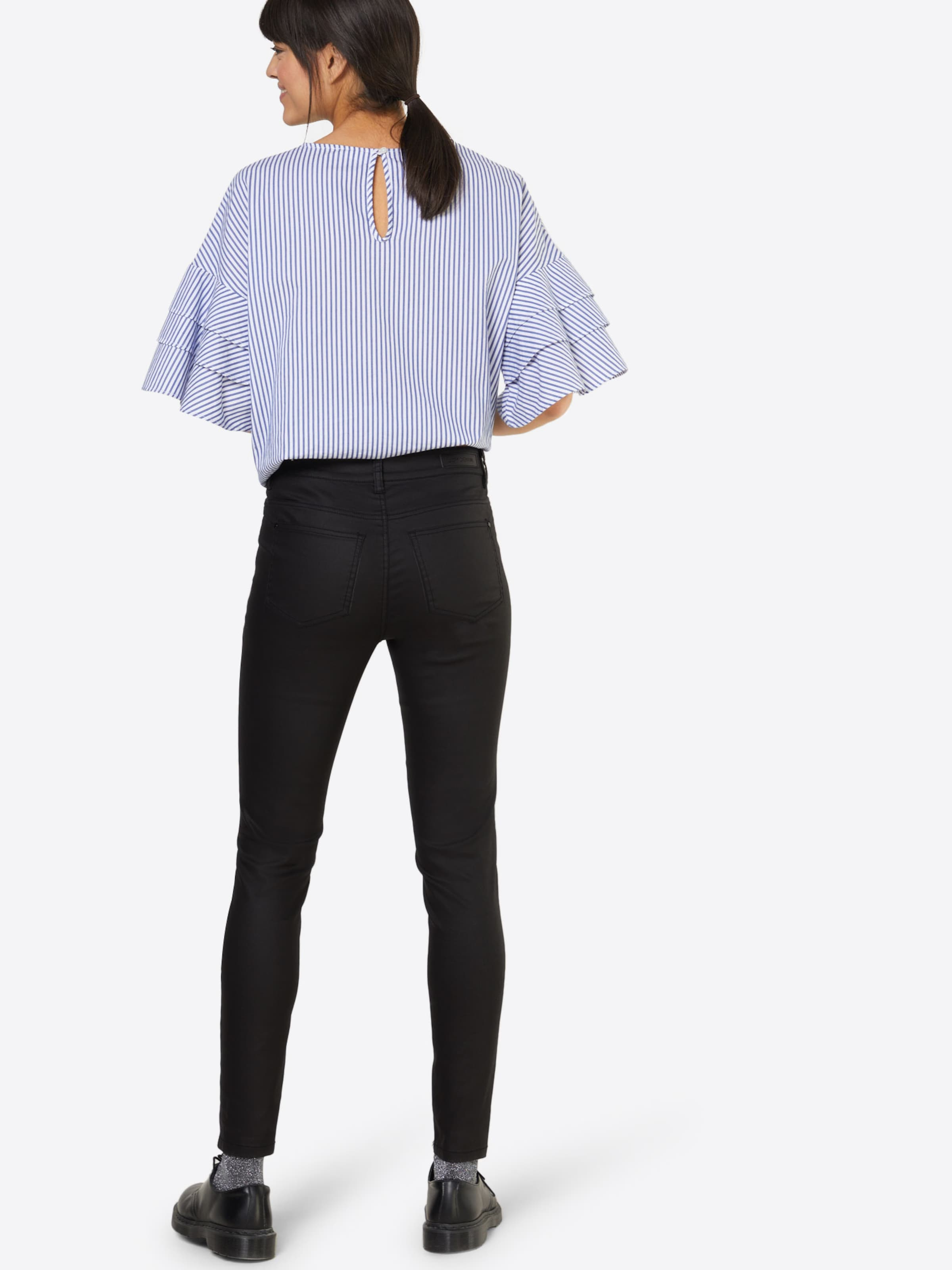 Jacqueline Yong De Pantalon En Noir D2HWE9I