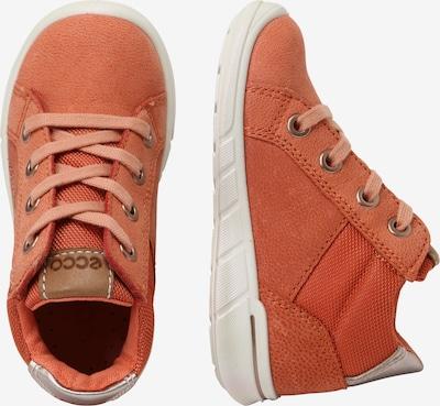 ECCO Schuh 'First Apricot Simba' in orange: Seitenansicht