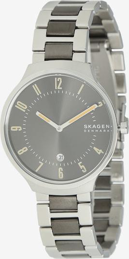 SKAGEN Uhr 'GRENEN' in silber, Produktansicht