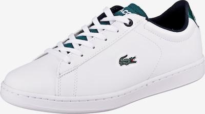 LACOSTE Sneakers 'CARNABY EVO 120 2 SU' in weiß, Produktansicht