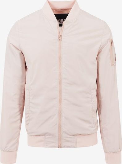 Urban Classics Jacket in pastellpink, Produktansicht