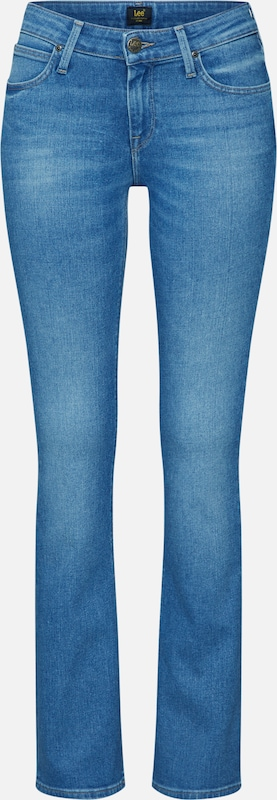 Lee Jeans 'HOXIE' in blau: Frontalansicht