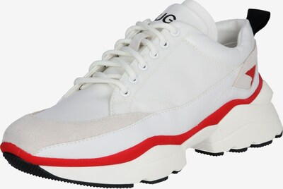 HUGO Sneaker '8Mia Lace Up' in weiß, Produktansicht