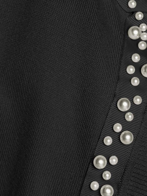 Rick Cardona by heine Cardigan mit Perlenbesatz