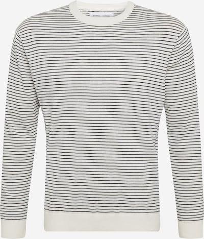 Samsoe Samsoe Sweatshirt in de kleur Offwhite, Productweergave