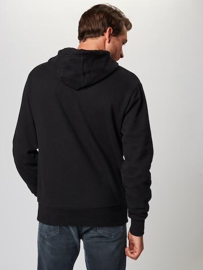 ELLESSE Sweat-shirt en noir: Vue de dos
