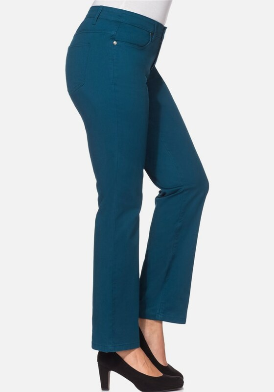 "sheego casual Basic Stretch-Hose ""Die Gerade"""