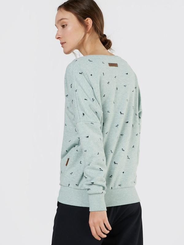 Naketano Sweater 'Afterhour' in rauchblau rauchblau rauchblau  Markenkleidung für Männer und Frauen 1f7cb6