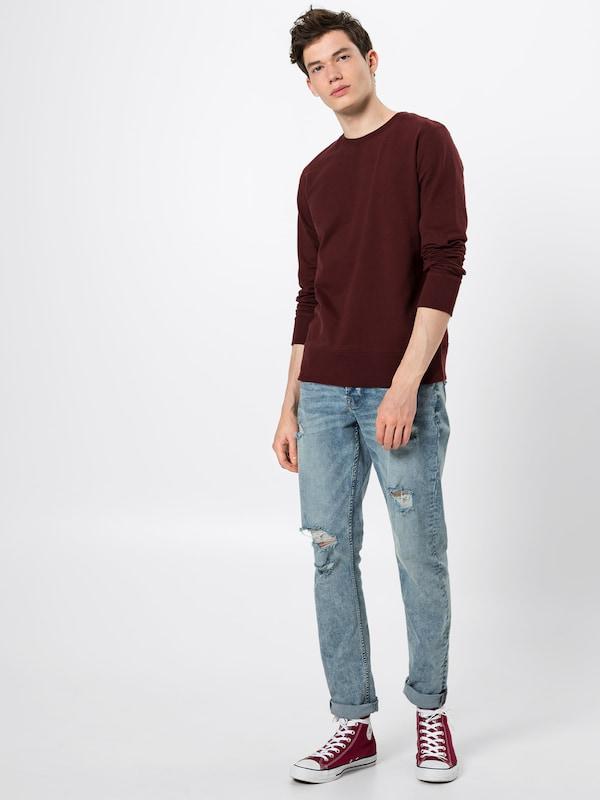 Jeans Sweat Co Vin Sweatshirt' Nudie De Lie 'evert En shirt Light OvNnw8y0m