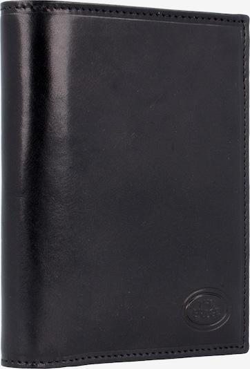 The Bridge Story Uomo I Geldbörse Leder 13 cm in schwarz, Produktansicht