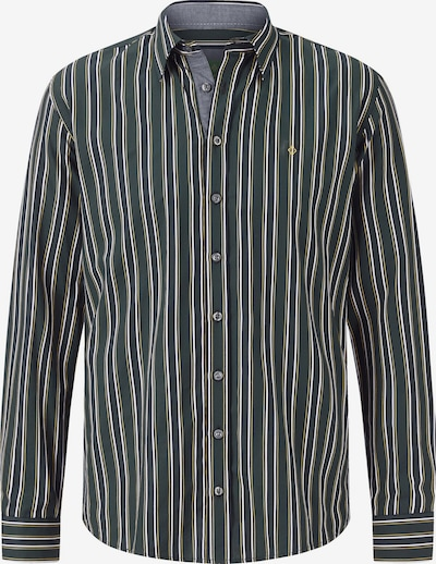 Charles Colby Overhemd ' Earl Achibald ' in de kleur Spar / Wit, Productweergave