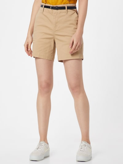 SCOTCH & SODA Hose in beige, Modelansicht