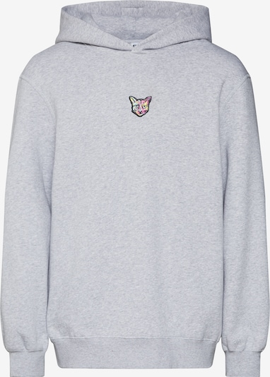 ABOUT YOU X PARI Sweatshirt 'Pelin' in graumeliert, Produktansicht