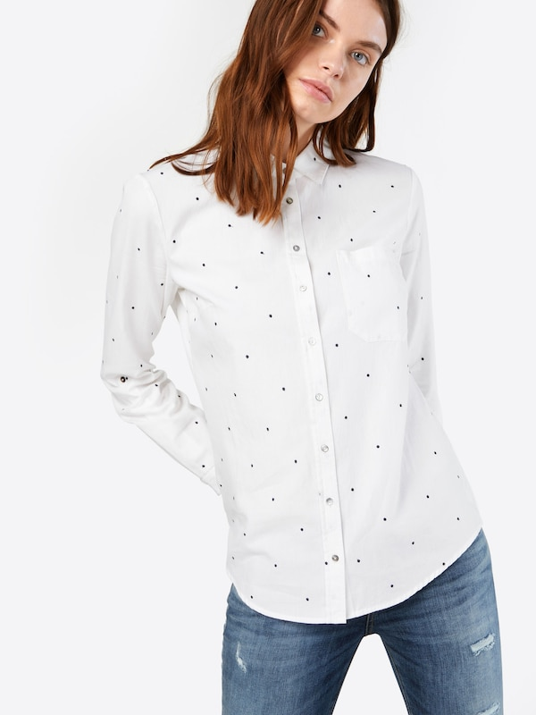 Esprit Blouse With Pattern