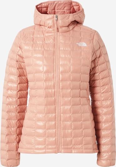THE NORTH FACE Veste de sport 'ThermoBall™ Eco' en rosé / blanc, Vue avec produit