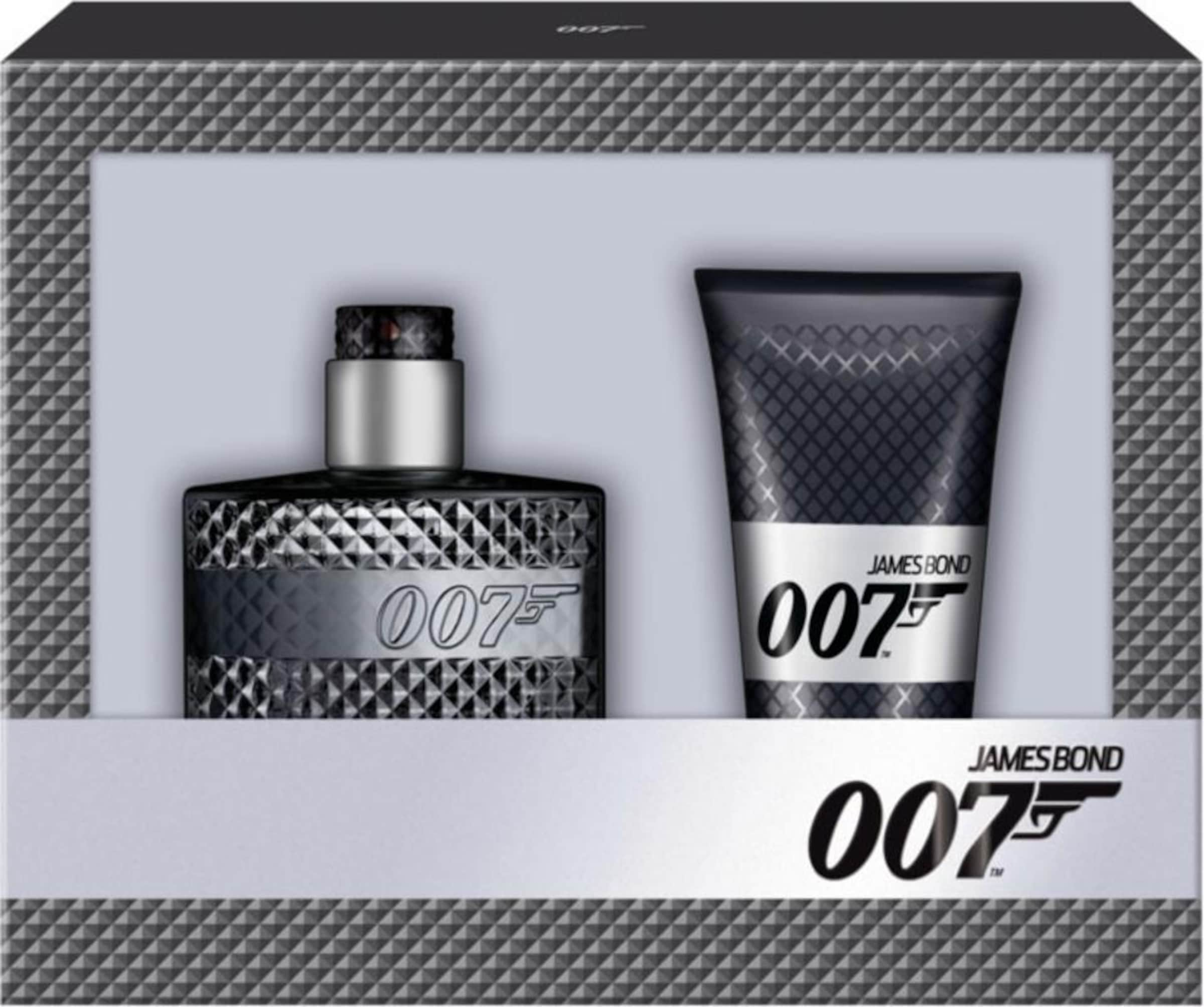 Duft set James 007 Bond 'james SchwarzSilber In 007' 80NOZkXnwP