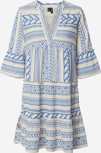 VERO MODA Kleid 'VMDICTHE' in blau / weiß, Produktansicht