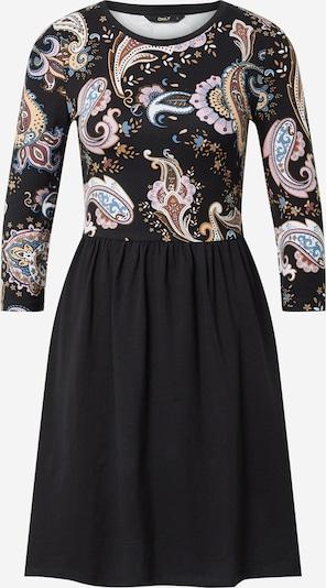 ONLY Šaty 'AMBER AMY' - mix barev / černá, Produkt
