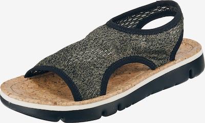CAMPER Sandalen in schwarz, Produktansicht