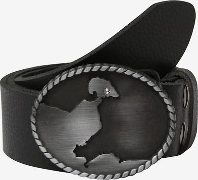 RETTUNGSRING by showroom 019° Ledergürtel in schwarz, Produktansicht