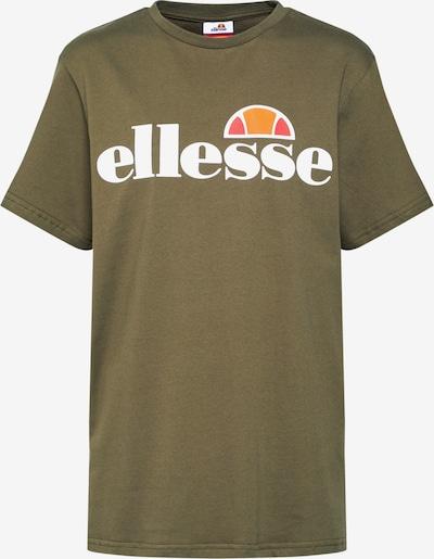 ELLESSE T-Krekls 'Albany' pieejami haki: Priekšējais skats