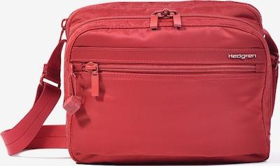 Hedgren Schoudertas 'Metro' in de kleur Rood, Productweergave