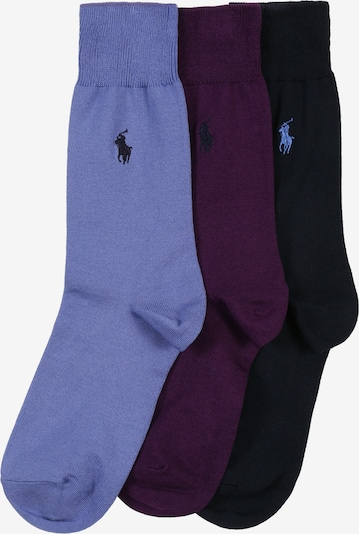 POLO RALPH LAUREN Socken 'MERCERIZED' in navy, Produktansicht