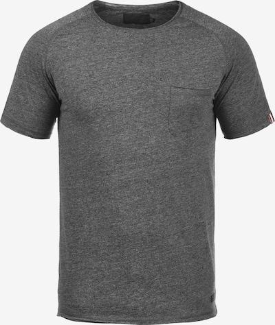 Produkt Rundhalsshirt 'Xora' in dunkelgrau, Produktansicht