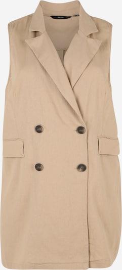 Vero Moda Curve Blazer 'MELIA' in beige, Produktansicht