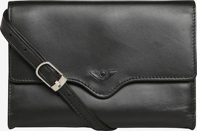 VOi Clutch 'Janice' in schwarz, Produktansicht
