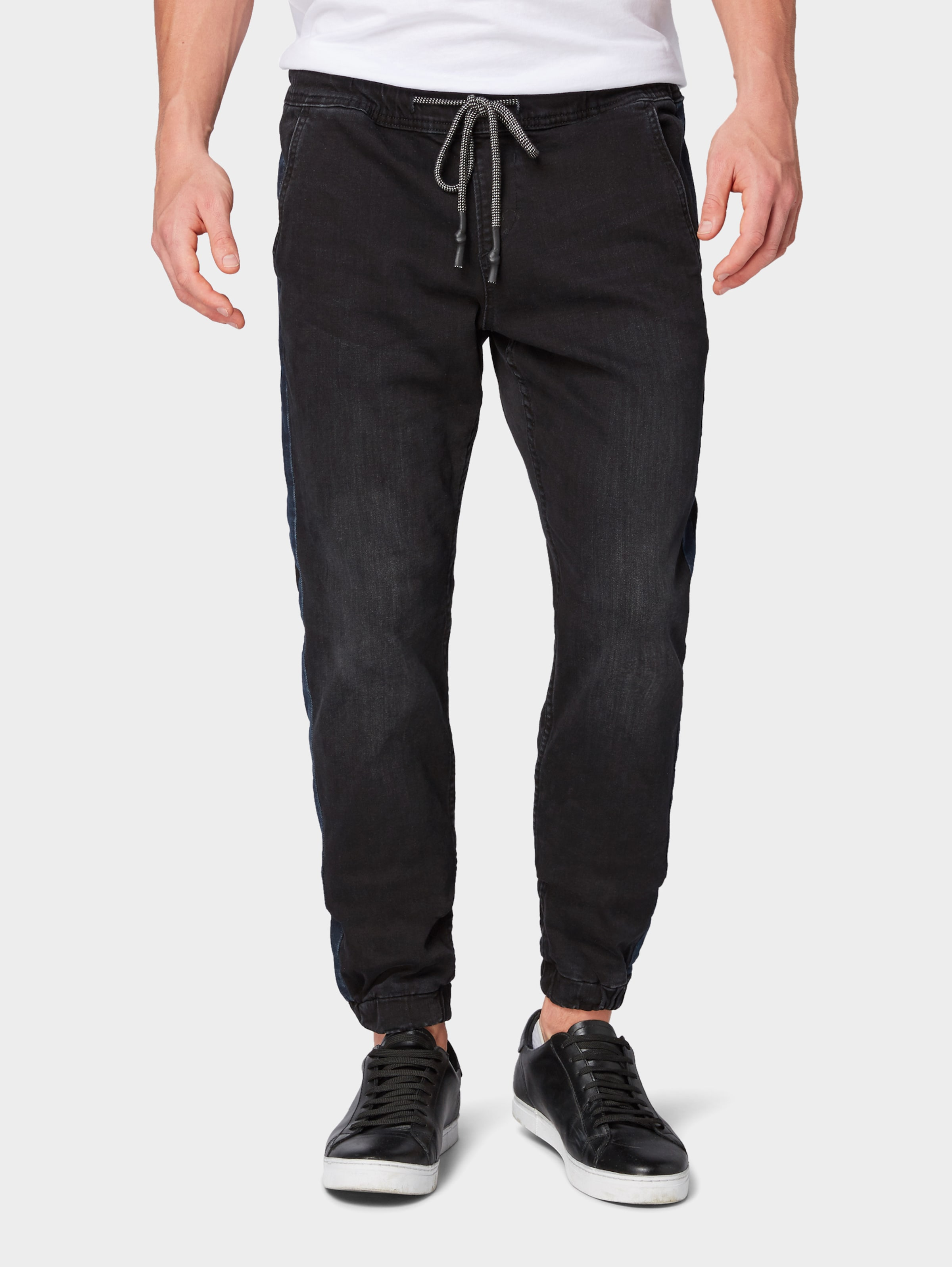 Tom MarineBlack Denim Jeans Tailor In sxhtrBQdCo