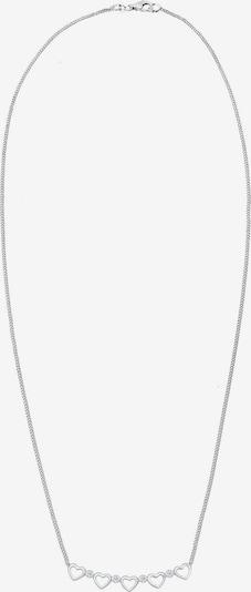 Diamore Ketting in de kleur Zilver, Productweergave