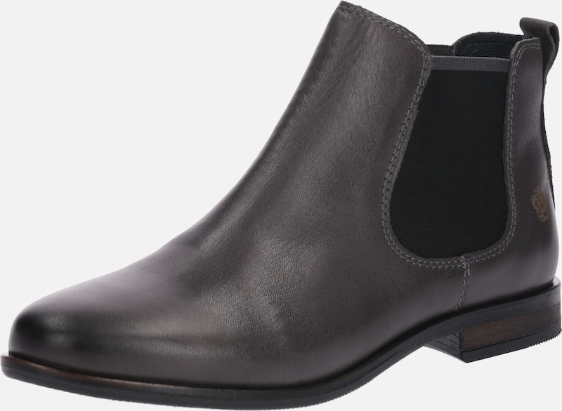 Chelsea Apple Anthracite En Eden Boots 'manon' Of F3cT1lKJ