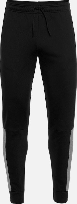 adidas Performance Herren Funktionshose schwarz XL lang