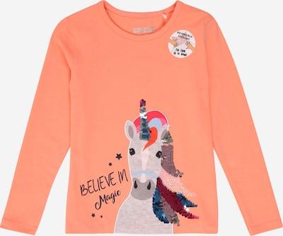 Marškinėliai iš STACCATO , spalva - tamsiai mėlyna jūros spalva / nakties mėlyna / šviesiai mėlyna / rausvai pilka / margai pilka / oranžinė / koralų splava / rožinė / skaisti avietinė ar rubino spalva, Prekių apžvalga