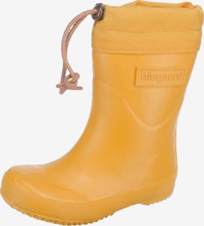 BISGAARD Gummistiefel in gelb, Produktansicht