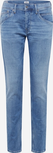 Pepe Jeans Džinsi 'Track' zils džinss, Preces skats