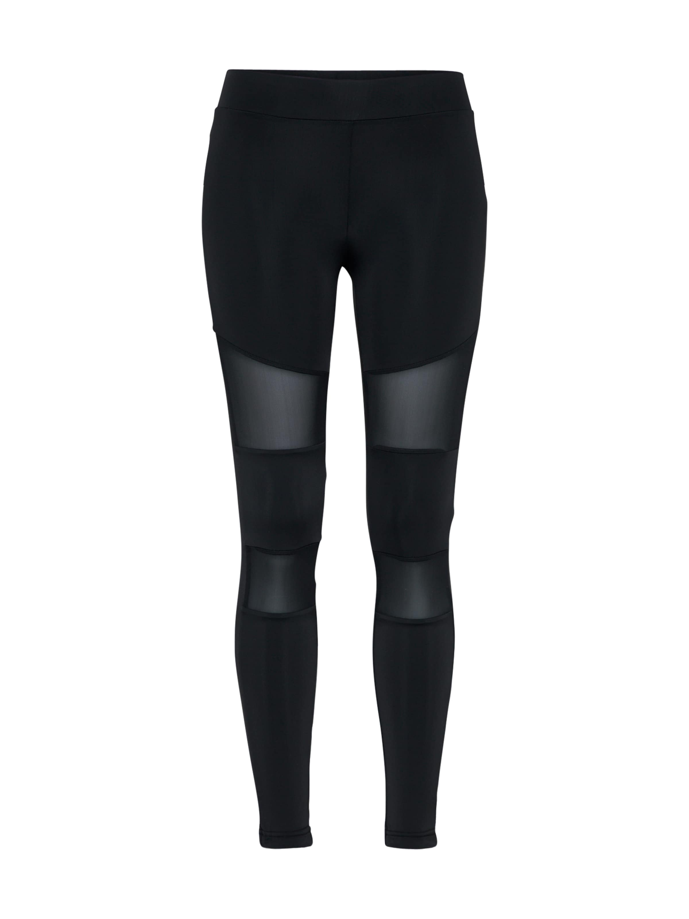 'ladies Classics Urban Leggings Mesh Noir Leggings' En Tech rsthdxQCB
