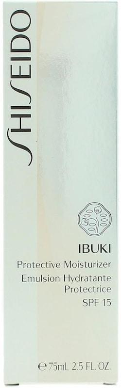 Hydratant Protecteur Shiseido ibuki Spf 15, Gesichtsemulsion