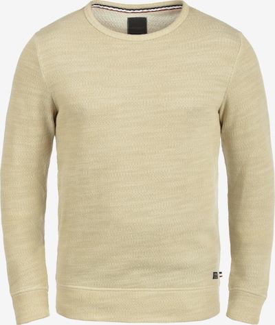 Produkt Sweatshirt 'Silvio' in beige, Produktansicht