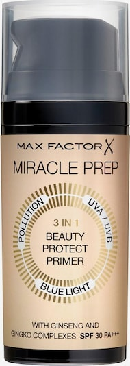 MAX FACTOR Primer 'Miracle Prep 3in1' in nude, Produktansicht